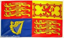 ROYAL STANDARD QUEEN ELIZABETH II FLAG Royalty Monarchy jubilee windsor UK FLAGS