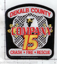 Georgia - Dekalb County Company 15 GA Fire Patch v2