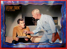 """STAR TREK TOS 50th Anniversary - """"THE CAGE"""" - GOLD FOIL Chase Card #5"""