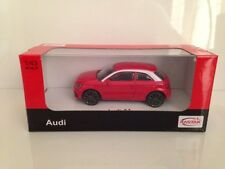 Audi A1 Red 1:43 Scale Rastar 58200 New FREE UK POSTAGE