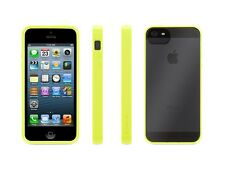 Griffin Reveal Bumper Protector for iPhone 5/5s/SE (Citron). New
