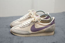 Vintage Nike 80's Running Shoes Sz 8.5 1983 Women's Lady Oceania Waffle Cortez