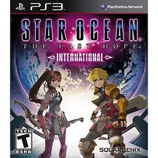 Star Ocean: The Last Hope International (Playstation 3 PS3, Video game RPG) NEW