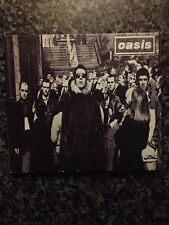 Oasis - D'You Know What I Mean? - CD Single