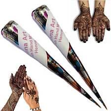 HENNA MEHNDI TATTOO KIT CONES Fresh Hand Made Henna pen