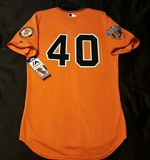 Authentic Majestic 44 LG, San Francisco Giants MADISON BUMGARNER COOLBASE JERSEY