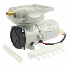 DC 12V 70L/Min Permanent Magnetic Air Compressor Air Pump Air Inflated Aerator