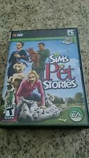 The Sims Pet Stories Pc Game