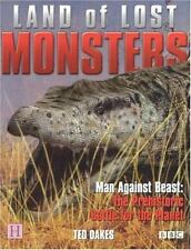 Land of Lost Monsters: Man Against Beast--The Prehistoric Battle for t-ExLibrary