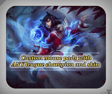 League of Legends // ANY Champion and Skin You Want // Custom Mouse Pad [NEW!]