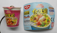 Bandai NISSIN series Mobile Chain - CUP NOODLES Crab Flavour