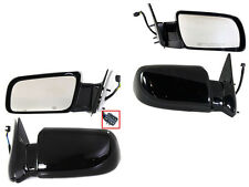 Chevrolet Blazer 94 - 99 S10 92 - 94 Gmc Jimmy 92 - 96 Power Heated Mirror Pair