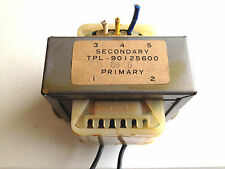 Step-down 110V- 12V 50W low voltage lighting transformer 50 VA NOS
