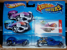 Hot Wheels COLOR SHIFTERS SKULL CRUSHER & TOMB UP Multicolor