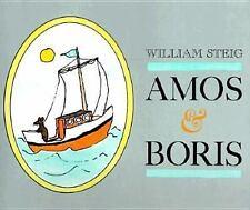 Acc, Amos & Boris, Steig, William, 0374403600, Book