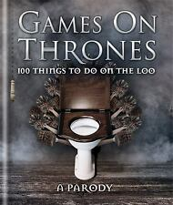 GAMES ON THRONES - MICHAEL POWELL (HARDCOVER) NEW