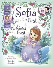 NEW Sofia the First the Enchanted Feast: Purchase Includes a Digital Song! by Di