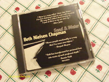 Beth Nielson Chapman Sand & Water 1997  CD Single