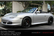 PORSCHE 911 996 986 boxster GT3 lifting Bodykit Pare-chocs. fits pre facelift seulement