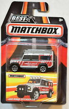 MATCHBOX 2016 BEST OF MATCHBOX LAND ROVER DEFENDER 110