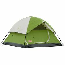 New Coleman Sundome Tent Green 4-Person - Clearance! Ships FAST