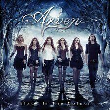 ARVEN Black is the colour CD 2013