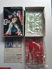 Gundam Rx 78 Mobile Suit Modelo Kit Antiguo, Vintage y Raro Nuevo Y Piezas Sellada