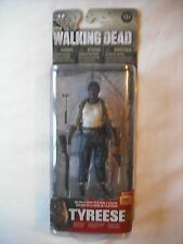 Mcfarlane The Walking Dead Tyreese Action Figure Horror New