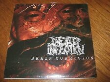 "DEAD INFECTION "" Brain Corrosion"" LP  carcass exhumed"