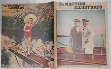 1931 Convegno dei Nettuno tra Mussolini e Stimson Sommergibilisti italiani Verne