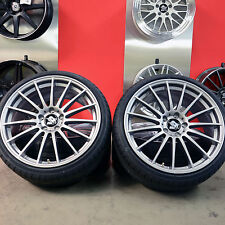 """18"""" UA4 Winterkomplettradsatz AMG Design 225/40 für Mercedes CLK W209"""