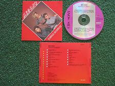 Latin Pop MECANO *Hawaii-Bombay* ORIGINAL PROMO CD 1992 ANA TORROJA Nacho Cano