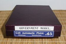 Colt 1911 Pre-War & Post War Gov & Commercial Box