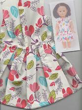 Kit découpé poupée Modes et Travaux Emilie  juin  2016
