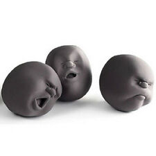 New Creative Funny Toy Stress Reliever Pressure Anti-stress Squeeze Face Balls