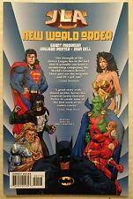 JLA New World Order #1 (1997) DC Comic Books TPB Superman Batman Wonder Woman NM