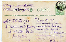 Genealogy Postcard - Family History - Higgs - Surbiton Hill - Surrey   U3100