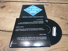 THE CLASH - FROM HERE TO ETERNITY - SAMPLER- MEGA RARE PROMO CD !!!!!!!