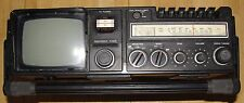 Vintage Hitachi K-50L TV Radio Tape Portable Boombox Ghetto Blaster circa 70's