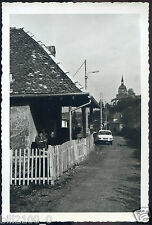 photo originale . Rougemont dans le doubs . 25 .