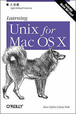 Learning Unix for Mac OS X, Dave Taylor, Jerry Peek