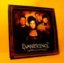 Cardsleeve single CD Evanescence My Immortal 2TR 2003 Symphonic Rock