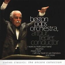 Sixties Classics: Encore Collection 1998 by Boston Pops Orchestra