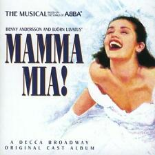 NEW CD Mamma Mia! The Musical Based on the Songs of ABBA: Original Cast Recordin