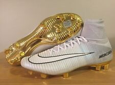 Nike Mercurial Superfly V CR7 Vitorias FG SE Limited Size 12 - One of 777 Pairs
