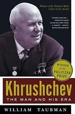 Khrushchev: The Man and His Era by William Taubman (2004, Paperback)