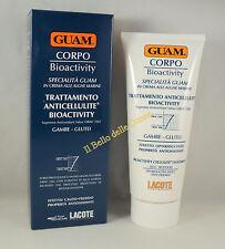 GUAM Creme anti-cellulite-massage Bioaktivität 200ml beine Gesäß effekt heiß