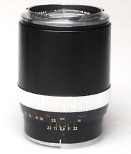 Carl Zeiss Sonnar 135mm F2.8 f. Contarex