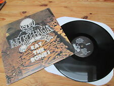NECROPHAGIA EAT THE BONES OOP LP death mayhem autopsy darkthrone slayer venom