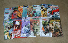 Frankenstein Agent of Shade #0-16 Complete Set DC 2011 VF/NM 1st Prints New 52